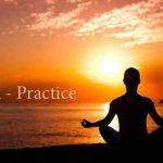 Sadhana-Practice