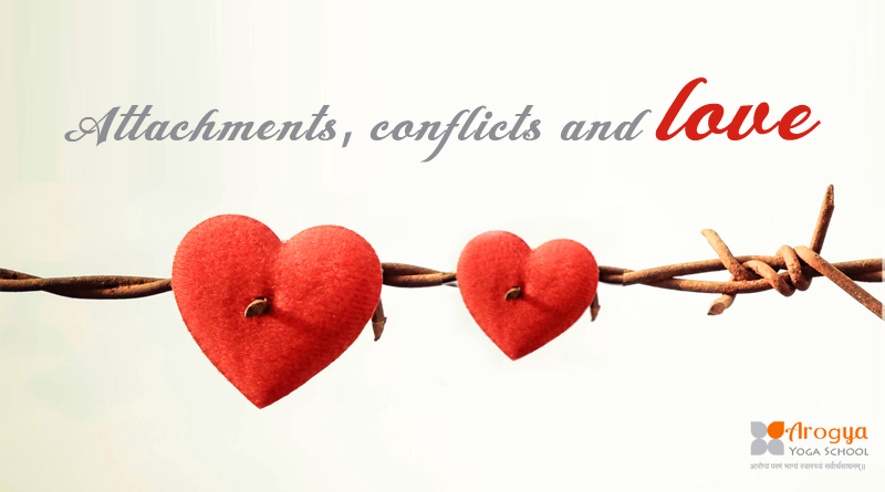 Attachments, conflicts and love