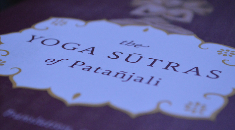 Introduction to Yoga sutra of Maharishi Patanjali
