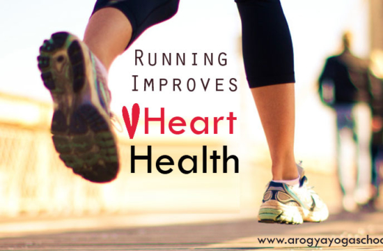 Running can Improves Heart Health & risk of cancer