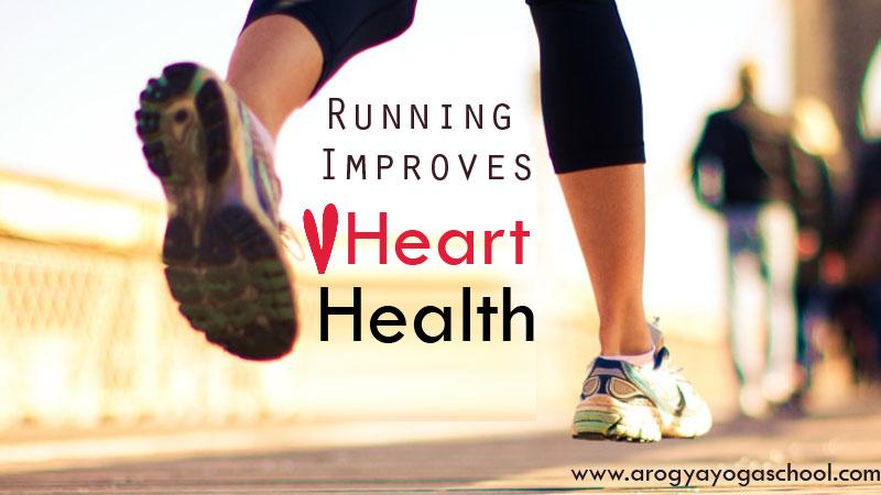 Running can Improves Heart Health