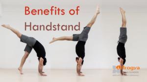 15healthbenefitsofhandstand  yoga in rishikesh