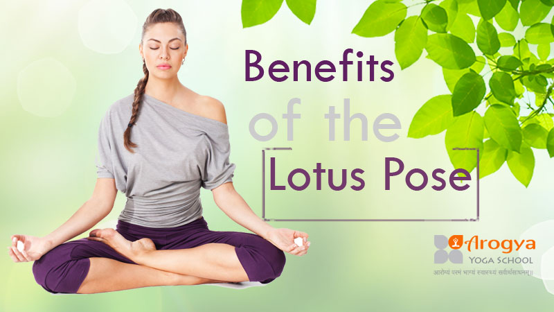 Benefits of the Lotus Pose (Padmasana)