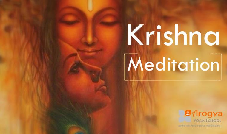 Meditation on Krishna