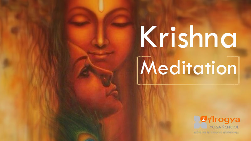 Meditation on Krishna