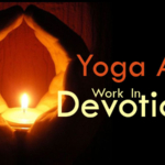 Yoga As Work In Devotion