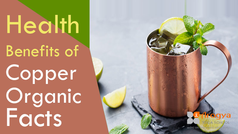 Health Benefits of Copper - Organic Facts