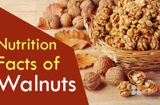 Nutrition Facts of Walnuts
