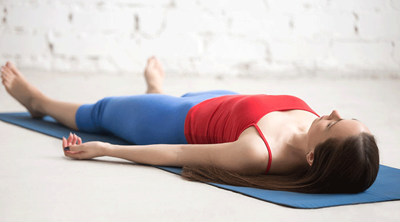 Health Benefits of Corpse Pose (Shavasana)