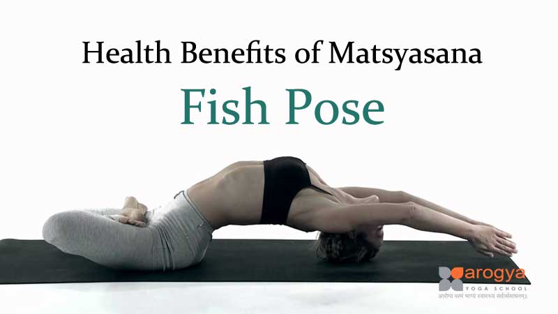 Health benefits of matsyasana the fish pose arogya for Health benefits of fish