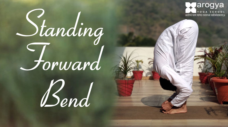 Health Benefits Of Standing Forward Bend