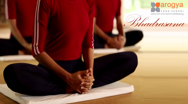 Health Benefits of Bhadrasana (Gracious Pose)