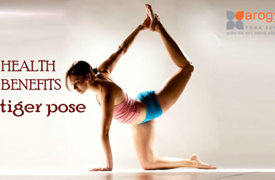 HEALTH-BENEFITS of Tiger pose