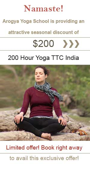 200 Hour Yoga Teacher Trainnig