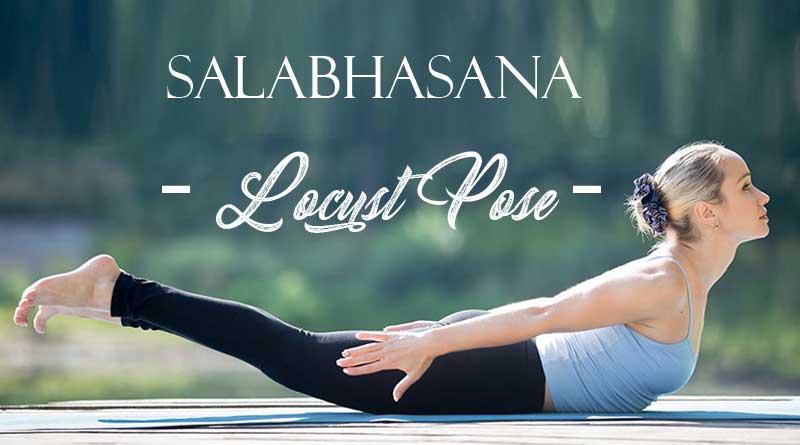 Salabhasana (Locust Pose)