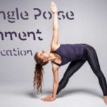 Trikonasana -Triangle pose